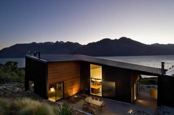 interesting modern architecture panorama house