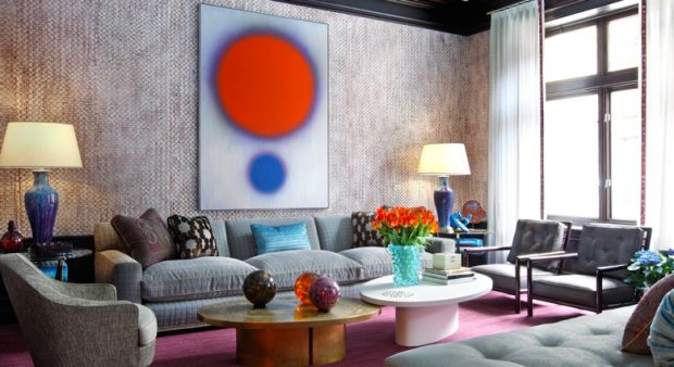 15 Colorful Living Rooms by Jamie Drake for Summer Homes Colorful Living Rooms by Jamie Drake 15 Colorful Living Rooms by Jamie Drake for Summer Homes Room Decor Ideas 15 Colorful Living Rooms by Jamie Drake for Summer Homes Luxury Homes Luxury Living Room Summer Trends 11 e1464355391479