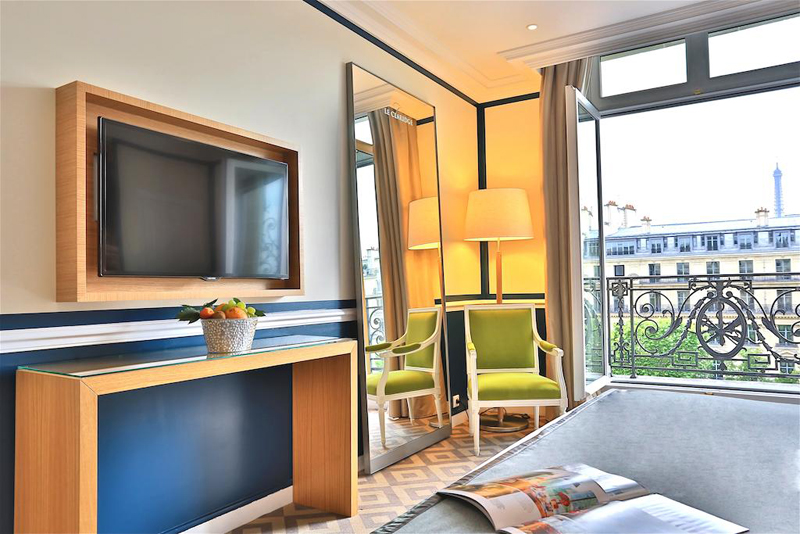 Fraser Suites Le Claridge Champs-Elysées-designrulz (13)