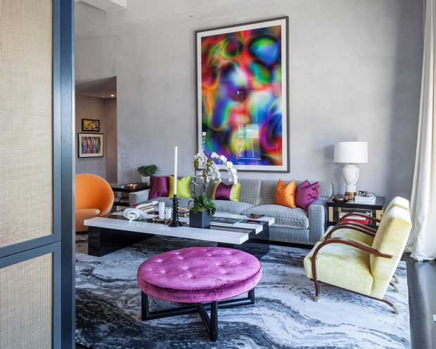 15 Colorful Living Rooms by Jamie Drake for Summer Homes Colorful Living Rooms by Jamie Drake 15 Colorful Living Rooms by Jamie Drake for Summer Homes Room Decor Ideas 15 Colorful Living Rooms by Jamie Drake for Summer Homes Luxury Homes Luxury Living Room Summer Trends 5 e1464355005709