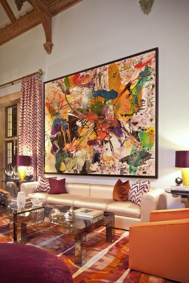 15 Colorful Living Rooms by Jamie Drake for Summer Homes Colorful Living Rooms by Jamie Drake 15 Colorful Living Rooms by Jamie Drake for Summer Homes Room Decor Ideas 15 Colorful Living Rooms by Jamie Drake for Summer Homes Luxury Homes Luxury Living Room Summer Trends 8 e1464355168894