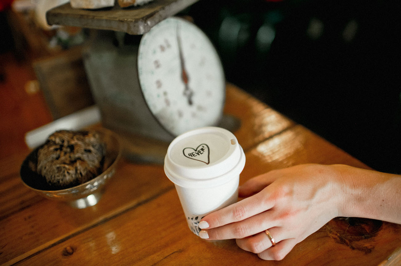 Coffee Shop Elopement