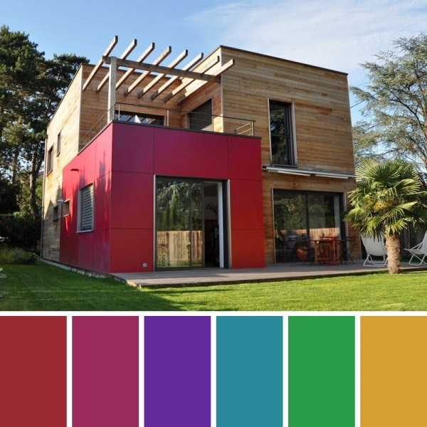 Facades and exterior paint colors (4)