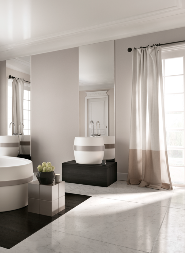 Glamorous Bathrooms by Kelly Hoppen to Copy Glamorous Bathrooms by Kelly Hoppen Glamorous Bathrooms by Kelly Hoppen to Copy Room Decor Ideas Glamorous Bathrooms by Kelly Hoppen to Copy Luxury Home Luxury Interior Design Bathroom Ideas Kelly Hoppen Interiors 6 e1465911234479