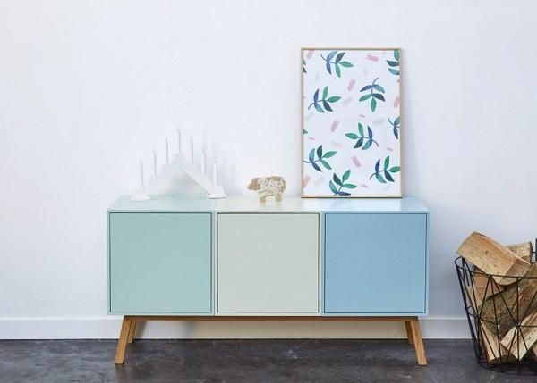 New pastel colours for the Cubit shelf (1)