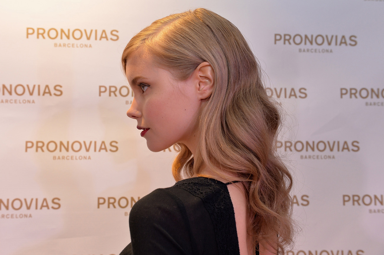 Pronovias and Micaela Erlanger Masterclass