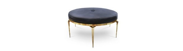 10 Beautiful Luxury Stools to use on the Living Room Design beautiful luxury stools 10 Beautiful Luxury Stools to use on the Living Room Design Room Decor Ideas 10 Beautiful Luxury Stools to use on the Living Room Design Rita Stool by KOKET e1463049814766