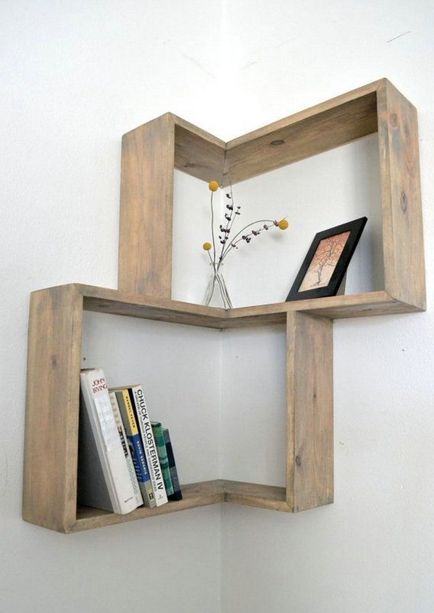 DIY Ideas: The Best DIY Shelves DIY Ideas: The Best DIY Shelves Room Decor Ideas Room Ideas Room Design DIY Ideas DIY Home Decor DIY Home Projects DIY Projects DIY Shelves 18 e1439540483487