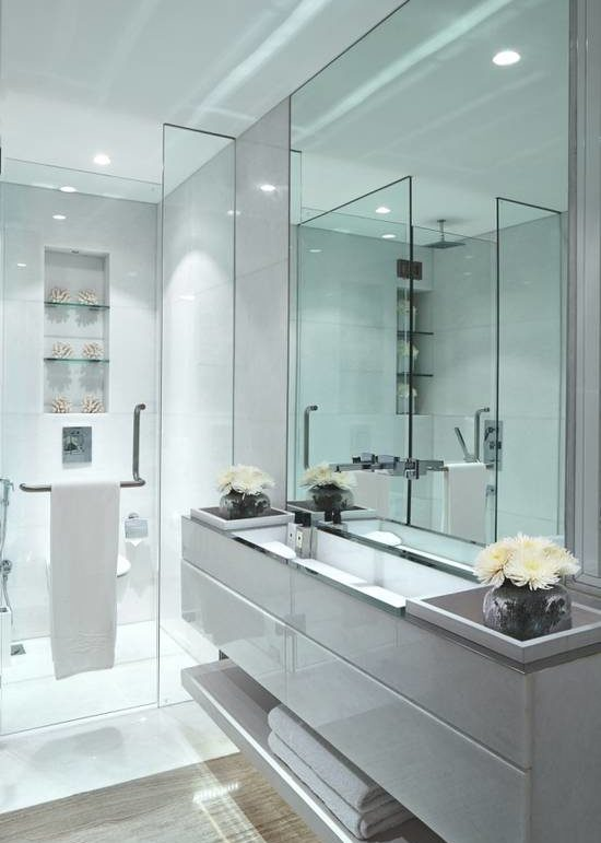 Glamorous Bathrooms By Kelly Hoppen To Copy Decor10 Blog