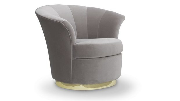 Stylish Accent Chairs in Grey to Use on Fall Living Rooms stylish accent chairs in grey Stylish Accent Chairs in Grey to Use on Fall Living Rooms Room Decor Ideas Stylish Accent Chairs in Grey to Use on Fall Living Rooms Luxury Interior Design Luxury Homes Besame Chair by KOKET e1464618283394