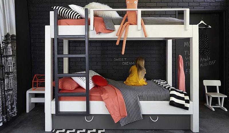 Creative Bedrooms with Chalkboards-DESIGNRULZ (21)
