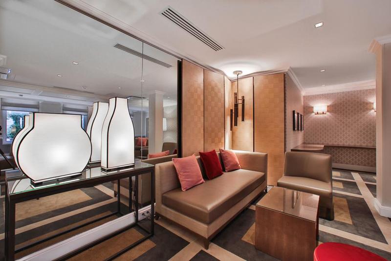 Fraser Suites Le Claridge Champs-Elysées-designrulz (22)
