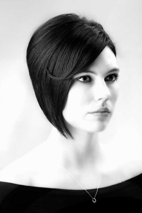 Short Dark Hair-19
