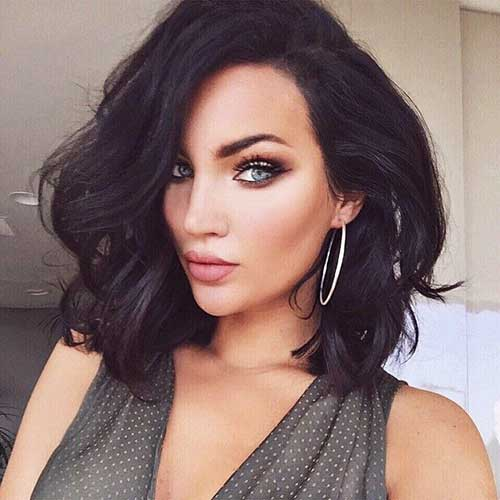 Short Dark Hair-20