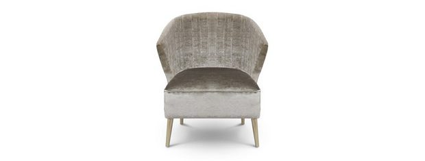 Stylish Accent Chairs in Grey to Use on Fall Living Rooms stylish accent chairs in grey Stylish Accent Chairs in Grey to Use on Fall Living Rooms Room Decor Ideas Stylish Accent Chairs in Grey to Use on Fall Living Rooms Luxury Interior Design Luxury Homes Nuka Chair by Brabbu e1464618643685