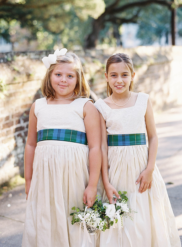 flower-girls-plaid-tartan