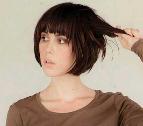 Short Hair with Bangs-15