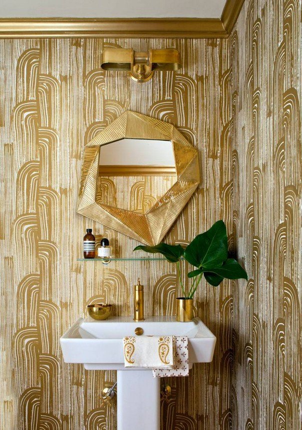 How to Style your Bathroom like Kelly Wearstler Style your Bathroom like Kelly Wearstler How to Style your Bathroom like Kelly Wearstler Room Decor Ideas How to Style your Bathroom like Kelly Wearstler Kelly Wearstler Interiors Luxury Interior Design 7
