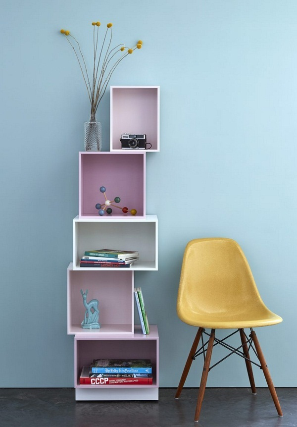 New pastel colours for the Cubit shelf (5)