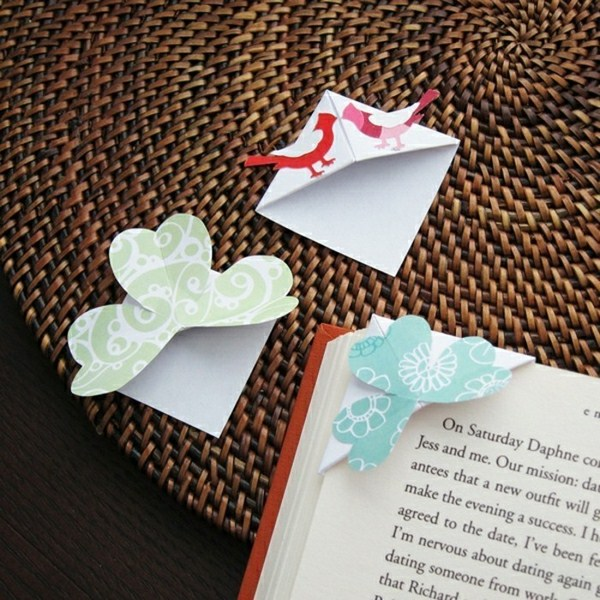 Origami make bookmarks even ideas creative DIY
