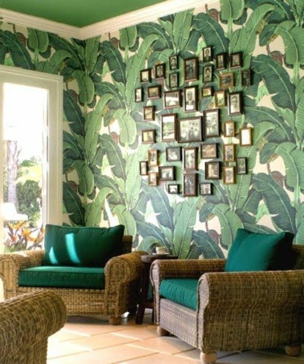 original wall Wall Green