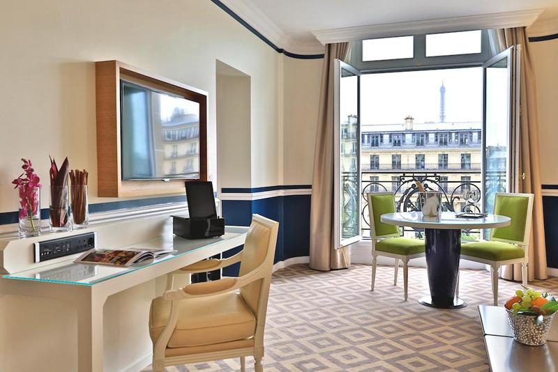 Fraser Suites Le Claridge Champs-Elysées-designrulz (15)