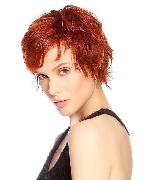 Hair Colors for Short Hair-11