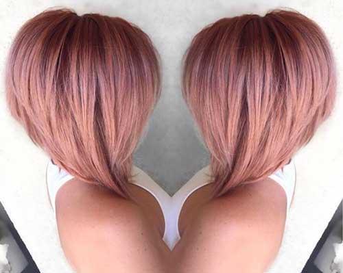 Hair Colors for Short Hair-13