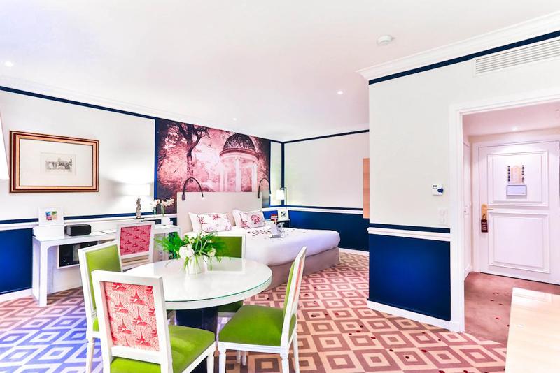 Fraser Suites Le Claridge Champs-Elysées-designrulz (21)