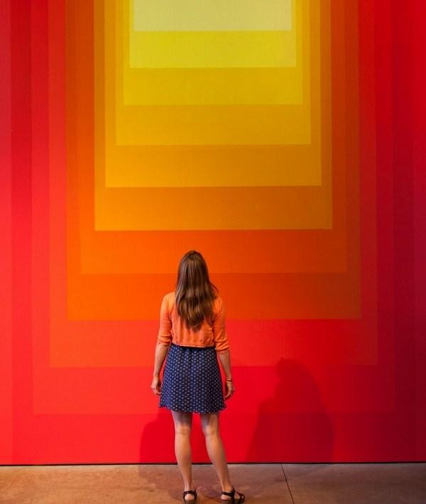 Contemporary art with a Prespektive