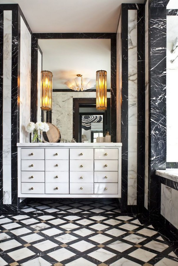 How to Style your Bathroom like Kelly Wearstler Style your Bathroom like Kelly Wearstler How to Style your Bathroom like Kelly Wearstler Room Decor Ideas How to Style your Bathroom like Kelly Wearstler Kelly Wearstler Interiors Luxury Interior Design 2