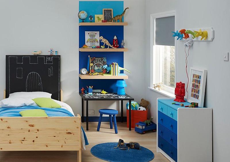 Creative Bedrooms with Chalkboards-DESIGNRULZ (7)