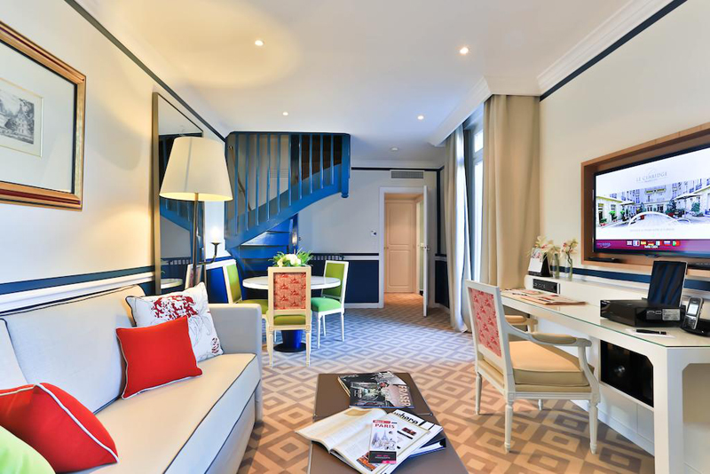 Fraser Suites Le Claridge Champs-Elysées-designrulz (8)