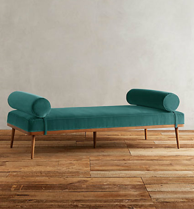The Darcy is minimalist, modern and chic. Perfect for a contemporary living room. chic daybeds 10 Chic Daybeds to Lounge on in your Living Room daybeds koket love happens