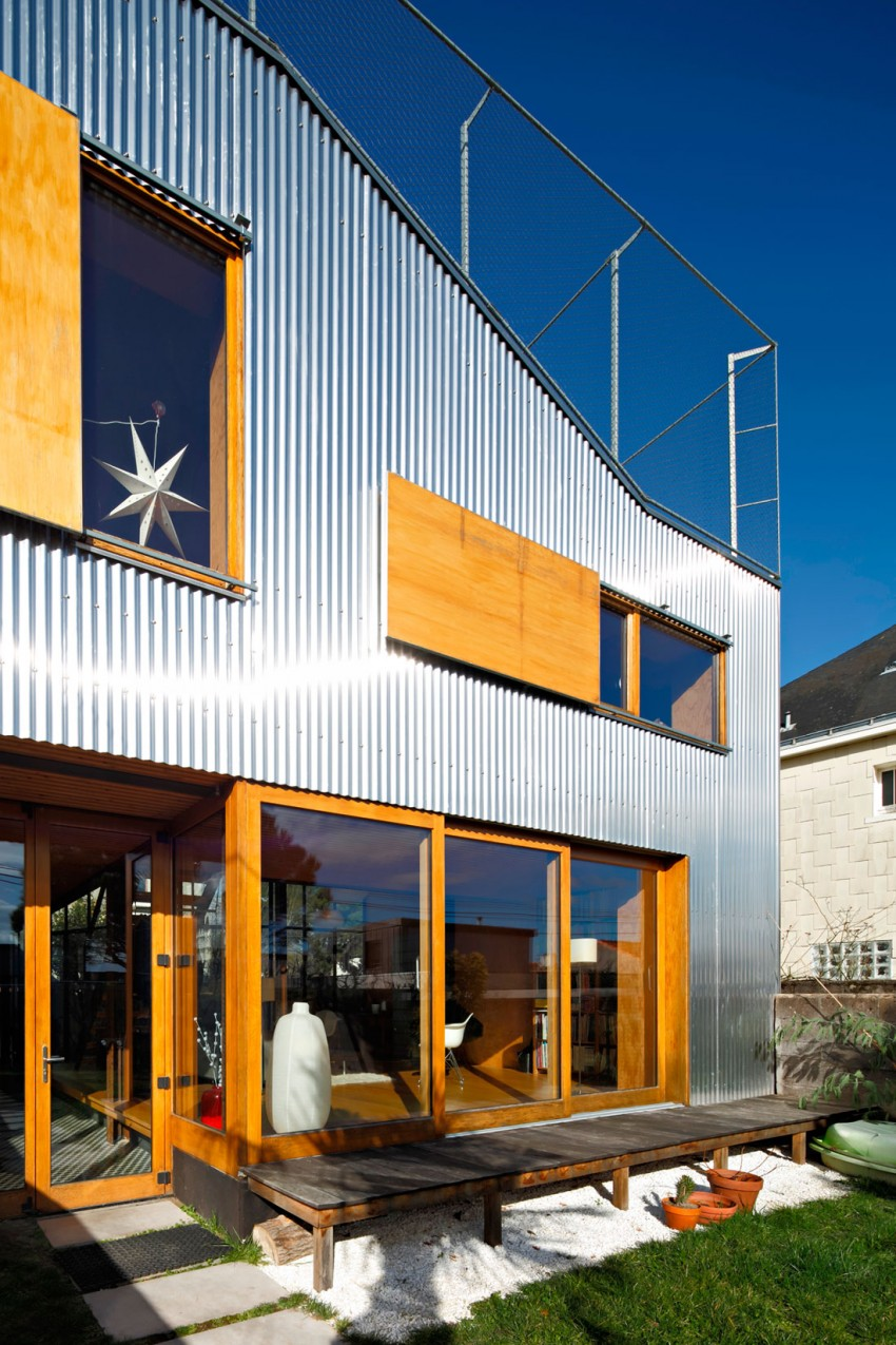 Mabire Reich Architects Create an Extension for a Residence in ...
