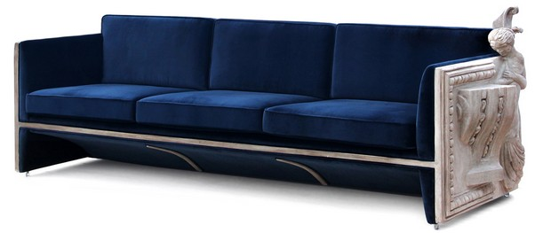 10 Velvet Sofas That Will Make your Living Room Ready for Summer Velvet Sofas 10 Velvet Sofas That Will Make your Living Room Ready for Summer Room Decor Ideas 10 Velvet Sofas That Will Make your Living Room Ready for Summer Luxury Interior Design Living Room Decor Versailles Sofa by Boca do Lobo