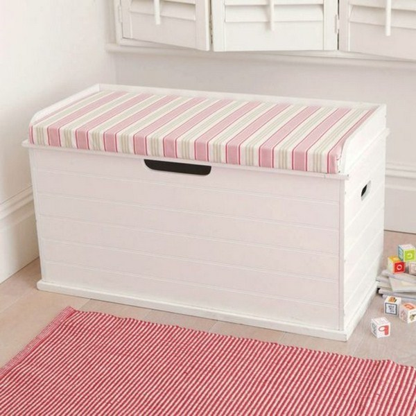 Storage boxes for toys with Disney Princesses