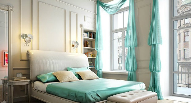A summer bedroom idea that embodies elegance and luxury. Summer Bedroom Ideas Inspirational Summer Bedroom Ideas summerbedrooms1 koket love happens