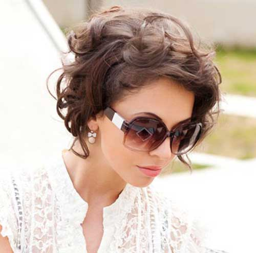 Curly Short Hairstyles-19