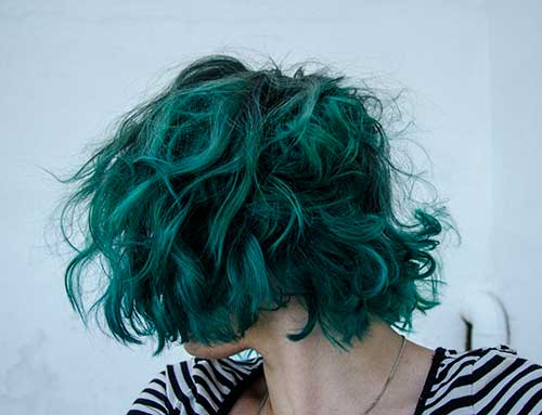 Curly Short Hairstyles-21