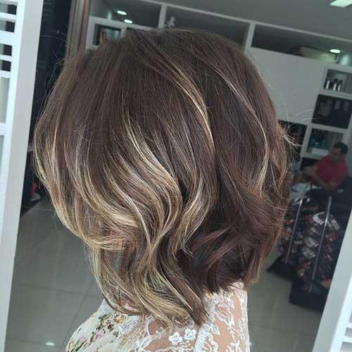Wavy Short Hair-18