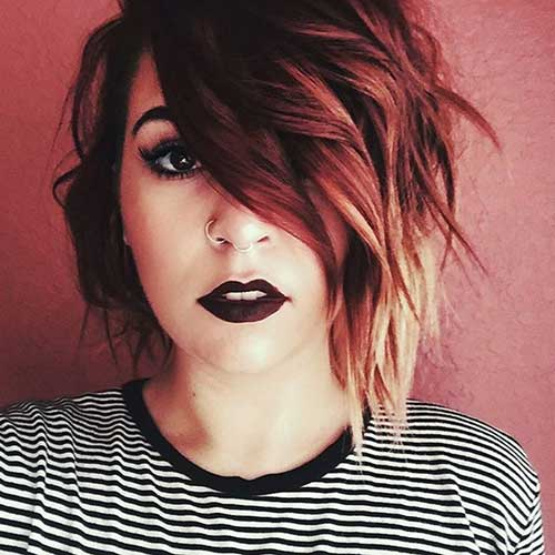 Short Hair Hairstyles-20