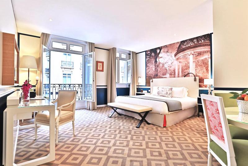 Fraser Suites Le Claridge Champs-Elysées-designrulz (6)