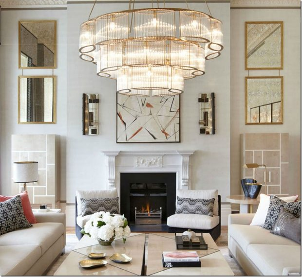 Luxurious Home Decor Ideas That Will Transform Your Living: How To Decorate Your Living Room Like Helen Green