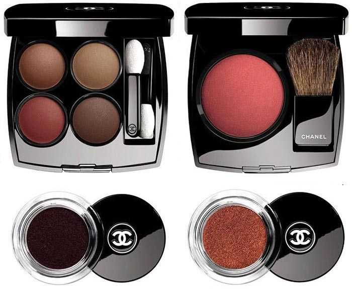 Chanel Le Rouge Fall 2016 Makeup Collection