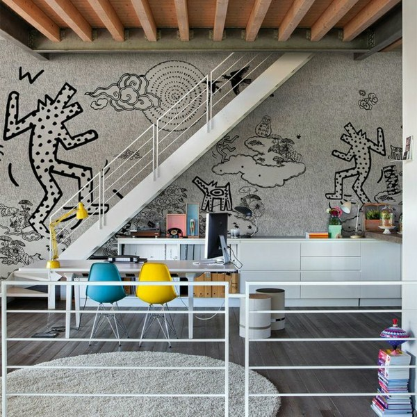 innovative ideas for a fantastic wall