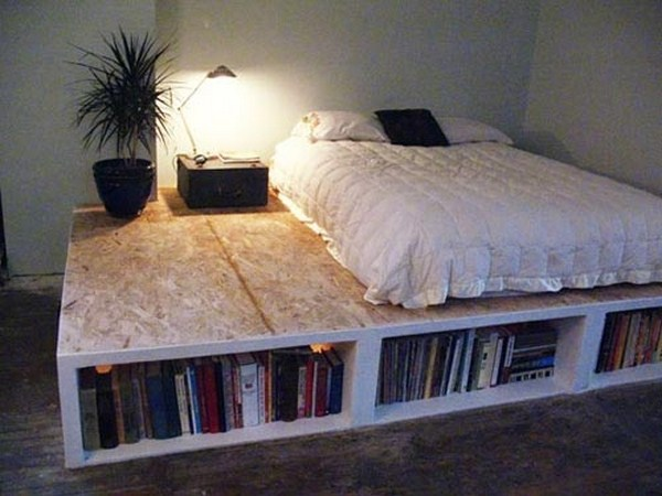 cheap bed frame ideas