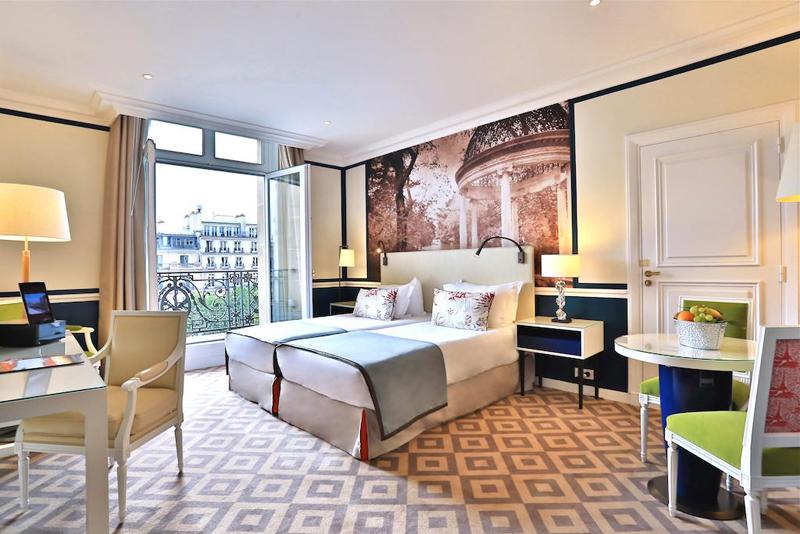 Fraser Suites Le Claridge Champs-Elysées-designrulz (7)