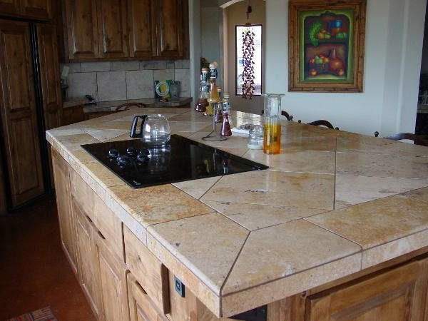 granite countertops for the kitchen