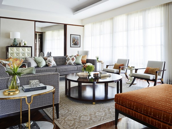 Perfect Living Rooms By Greg Natale To Inspire Your Home